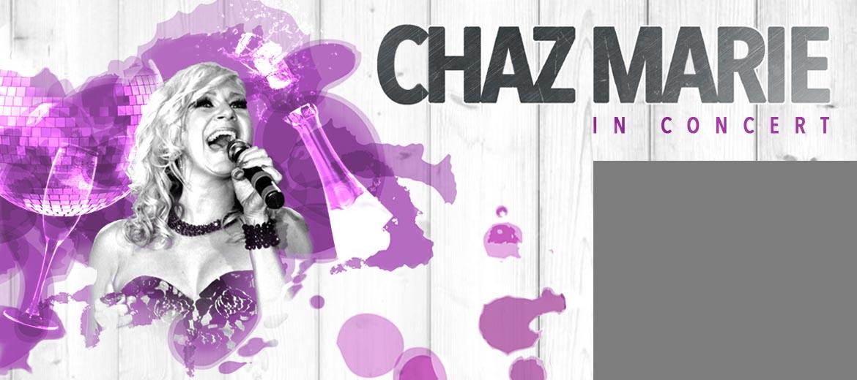 Chaz Marie - Jan 2015