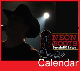 Neon Boots Calendar