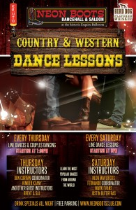 "Learn ""WEST COAST SWING"" Country & Western Dance Lessons Every Thursday @ Houston 