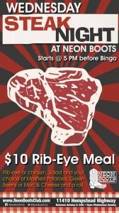 Steak Night @ Houston | Texas | United States