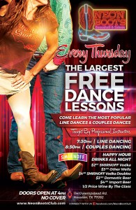 Largest Free Dance Lessons in Houston @ Houston | Texas | United States