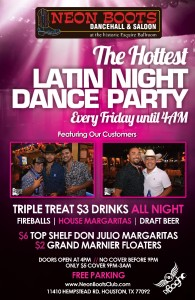 Latino Night @ Houston | Texas | United States