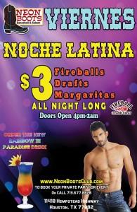 Latin Night @ Houston | Texas | United States