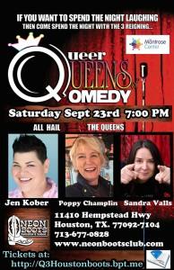 Queer Queens of Comedy