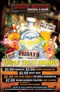 Triple Treat Fridays