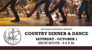 Diana Country Dinner & Dance