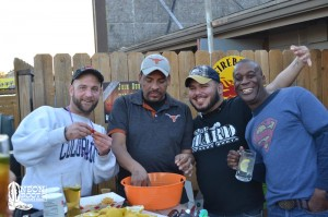 2016 Superbowl & Crawfish Boil (February 7, 2016)