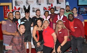 HONEY BUNNIES BUNNIES ON THE BAYOU EVENT (Saturday, February 10, 2018)