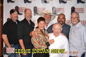 Leslie Jordan (July 15, 2017)